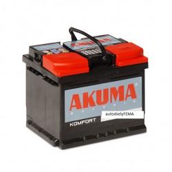AKUMA Komfort 12V 70Ah 600A (LX3 70)