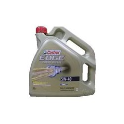 Castrol Edge 5W40 Turbo...