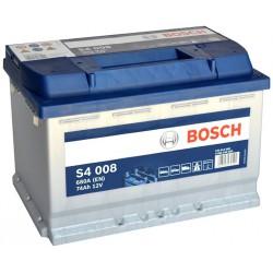 Bosch S4 008  74Ah 680A