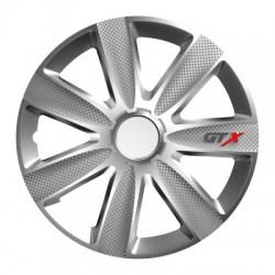 Puklice GTX Carbon Silver