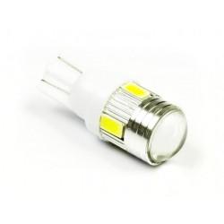 LED T10 čočka